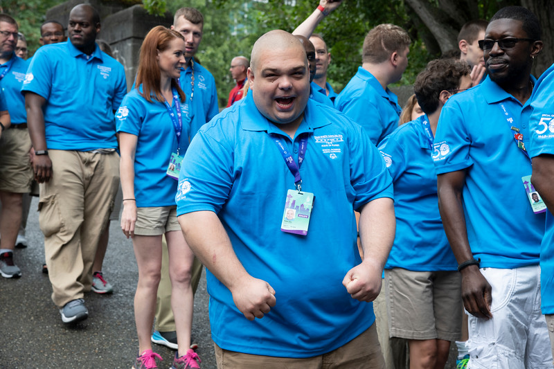 Special Olympics USA Games Opening Ceremony, Seattle, WA, July 1, 2018