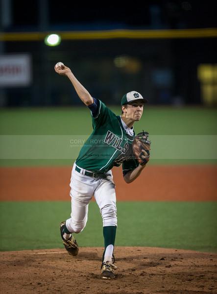 St. Albans vs. Wilson - DCSAA Baseball Championship