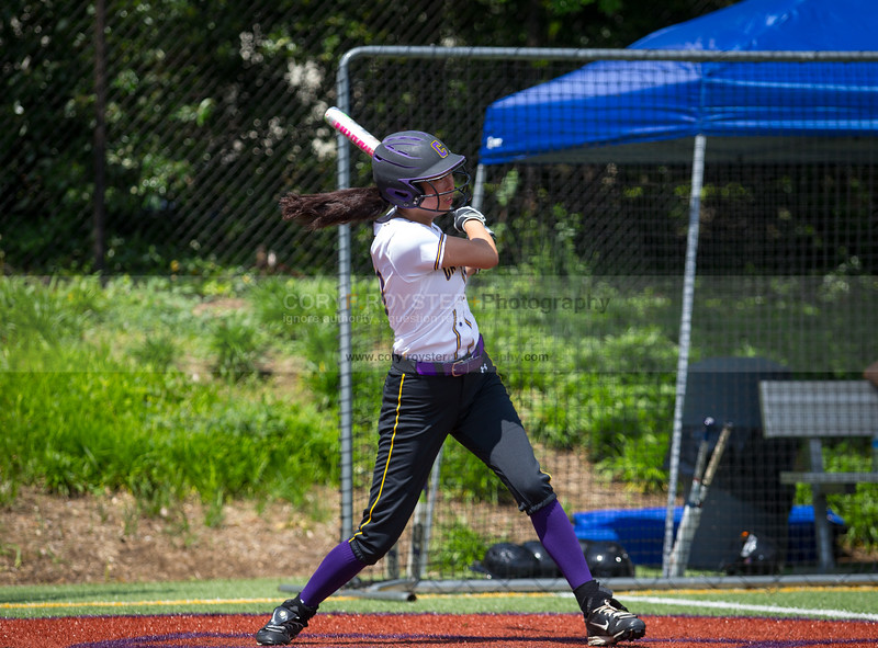 Georgetown Visitation vs National Cathedral - DCSAA Softball Championship