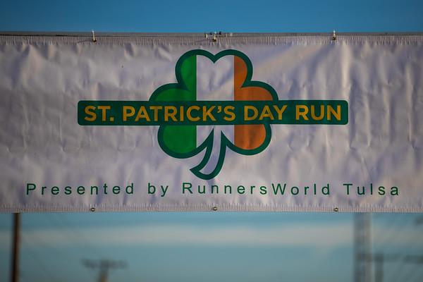 2018 St. Patrick's Day Run