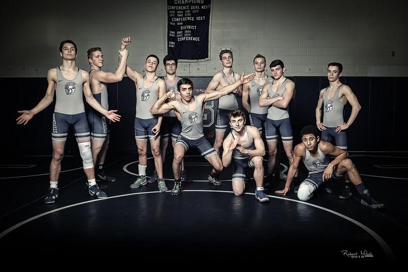2018Titan Wrestling Varsity