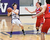 Mount Vernon Junior Varsity White Tigers vs Prairiland Patroits Basketball game photos