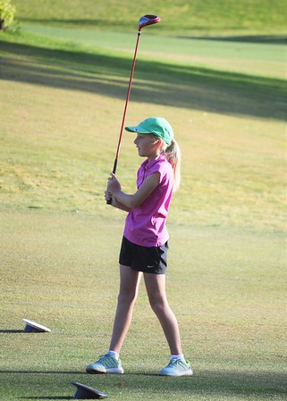 2018 Tucson City Junior Golf  Championships