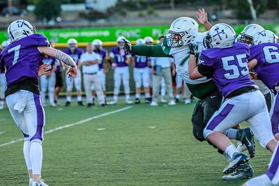 Wilson vs South Eugene Varsity Football 2018-18