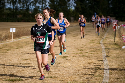 Ash Creek XC meet