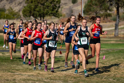Madras HS Invitational XC meet
