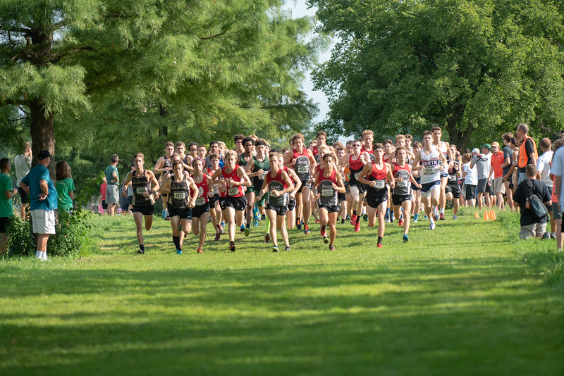 2018 ZCHS Cross Country