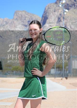 2018 canyon del oro girls tennis