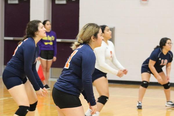 2018 girls volleyball TUSD Invite