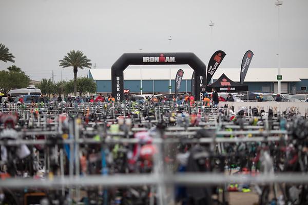 Course 2018 Ironman Texas 70.3