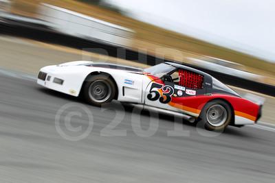 Spring Classic vintage races at WeatherTech Raceway Laguna Seca by Bob Heathcote