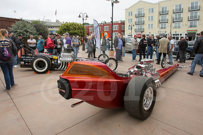 Nitro on Cannery Row Spring Classic vintage races at WeatherTech Raceway Laguna Seca by Bob Heathcote