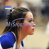 1/18/2018 Mike Orazzi | Staff<br /> Bristol Eastern High School cheerleaders during the girls basketball game at BEHS Thursday night.