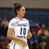12/9/2017 Mike Orazzi   Staff<br /> CCSU's Andi Lydon (10) during Saturday's women's basketball game with Yale University in New Britain.