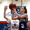 12/14/2017 Mike Orazzi | Staff<br /> Bristol Eastern's Paige McLaughlin (2) during Thursday night's girls basketball game with Plainville.