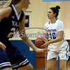12/9/2017 Mike Orazzi | Staff<br /> CCSU's Andi Lydon (10) during Saturday's women's basketball game with Yale University in New Britain.