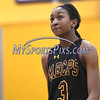 1/13/2018 Mike Orazzi | Staff<br /> Medgar Evers College Preparatory School's Shequana Jackson (3) in New Britain Saturday afternoon.