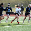 4/11/2018 Mike Orazzi   Staff<br /> Bristol Co-op lacrosse's  Ashley MacDonald (11) at Bristol Central Wednesday.