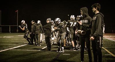 Squalicum Storm, Football
