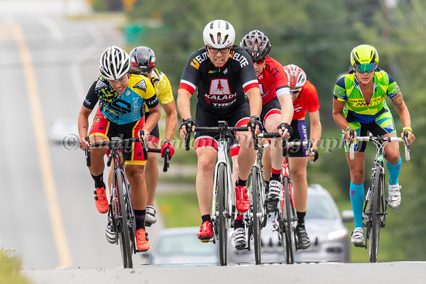 Tour of Anchorage Kincaid Road Race