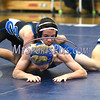 12/13/2017 Mike Orazzi   Staff<br /> Bristol Eastern's Tyler King and Southington's Jason Brault in the 138 match at Bristol Eastern.
