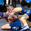 12/13/2017 Mike Orazzi   Staff<br /> Bristol Eastern's Thomas Nichols and Southington's Devin Lord in the 120 match at Bristol Eastern.