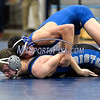 12/13/2017 Mike Orazzi   Staff<br /> Bristol Eastern's  Gabe Soucy and Southington's Jacob Cardozo in the 132 match at Bristol Eastern.