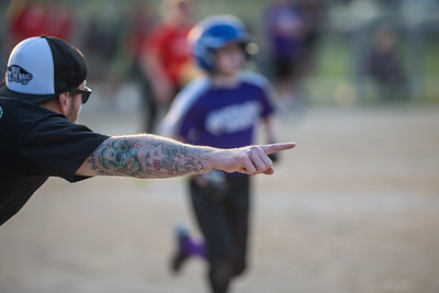 Power Grafx Softball