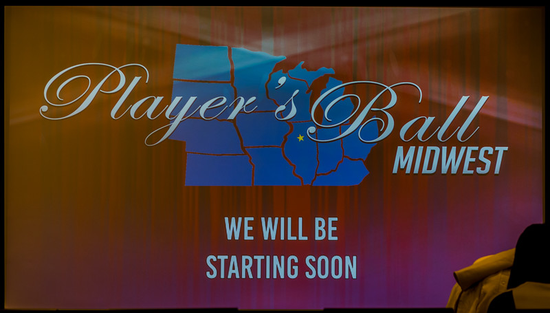 Player's Ball Midwest