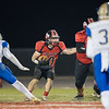 Chandler Breeden carries the ball