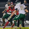 Tyce McNair looks to eldue the Hornets defense