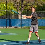 2019-04-13 Dixie HS Tennis - JV Tournament_0419