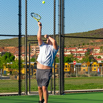 2019-04-13 Dixie HS Tennis - JV Tournament_0042