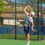2019-04-13 Dixie HS Tennis - JV Tournament_0937
