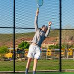 2019-04-13 Dixie HS Tennis - JV Tournament_0089