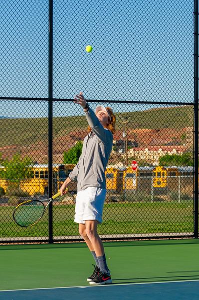2019-04-13 Dixie HS Tennis - JV Tournament_0080
