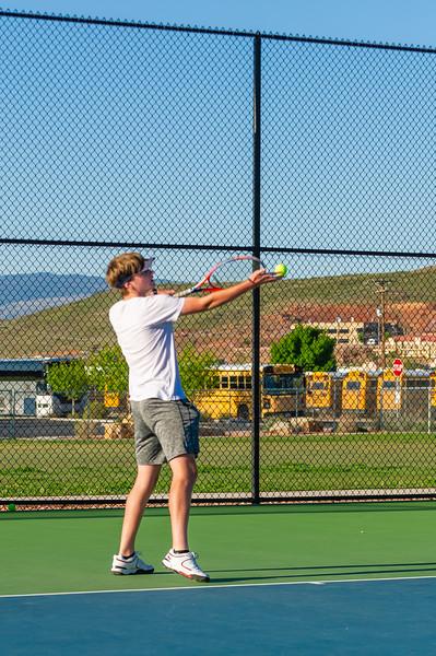 2019-04-13 Dixie HS Tennis - JV Tournament_0112