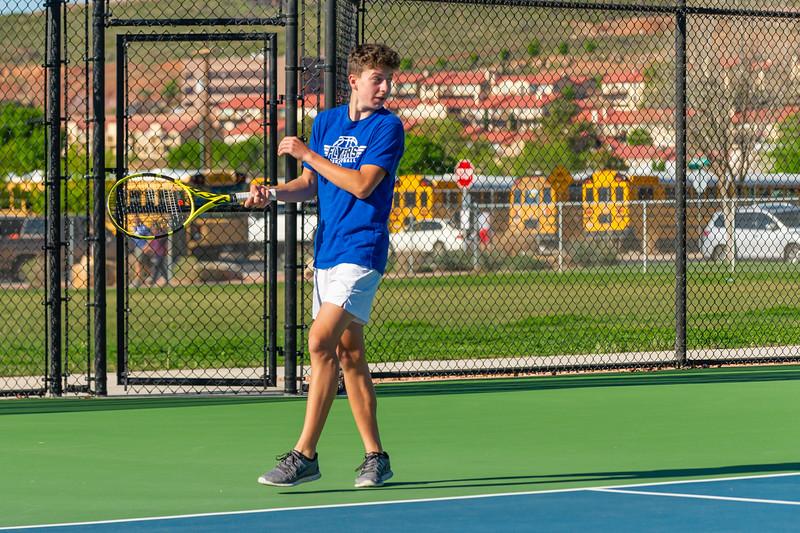 2019-04-13 Dixie HS Tennis - JV Tournament_0616