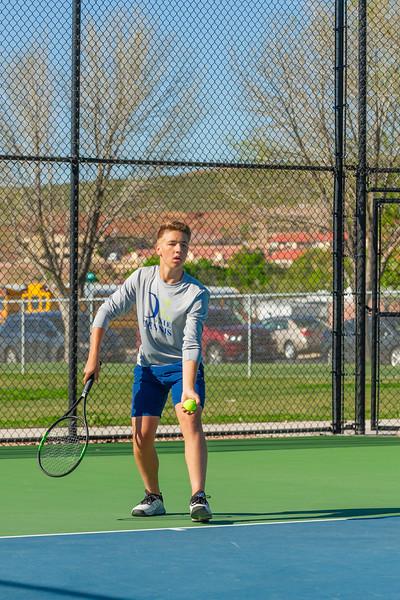 2019-04-13 Dixie HS Tennis - JV Tournament_0896