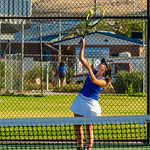 2019-08-27 Dixie HS Girls Tennis vs Hurricane - Callista_0589