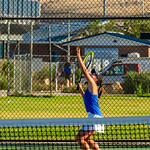 2019-08-27 Dixie HS Girls Tennis vs Hurricane - Callista_0584