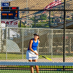 2019-08-27 Dixie HS Girls Tennis vs Hurricane - Callista_0578