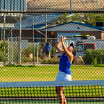 2019-08-27 Dixie HS Girls Tennis vs Hurricane - Callista_0588