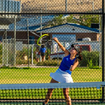 2019-08-27 Dixie HS Girls Tennis vs Hurricane - Callista_0590