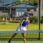 2019-08-27 Dixie HS Girls Tennis vs Hurricane - Callista_0592