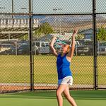 2019-09-19 Dixie HS Girls Tennis vs Canyon View - JV - Alana_1078