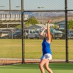 2019-09-19 Dixie HS Girls Tennis vs Canyon View - JV - Alana_1076