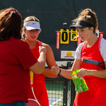 2019-10-04 Uintah HS Girls Tennis - 1st Doubles_0005