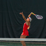 2019-10-04 Uintah HS Girls Tennis - 1st Doubles_0046