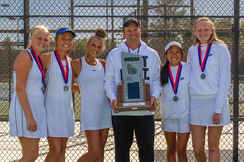 2019-10-05 Dixie HS Girls Tennis at State Tournament_0827